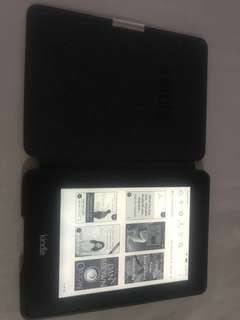 Kindle Paperwhite 2 with Original Kindle Case