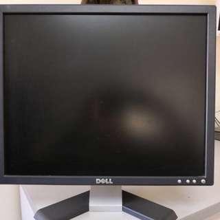 19吋 Dell LCD Mon 電腦螢幕