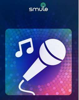 Jasa SMULE vip Android /ios