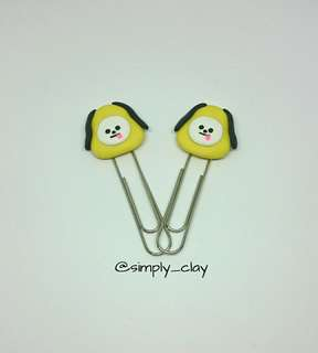 Chimmy bookmark/paperclip