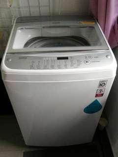 4 months old washing machine