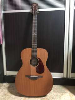 Acoustic Guitar (Custom acoustic 3OME-M)