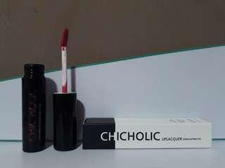 Chicholic Liplacquer lipstick