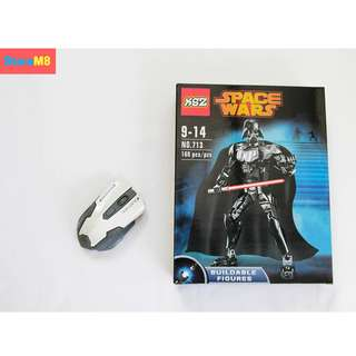 Space Wars like StarWars Collection Darth Vader