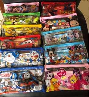 Children's Birthday Party Goodies Pencil Case / Goodie Bag/ Stationery Set Children Gift