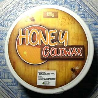 Honey Organic Cold Wax