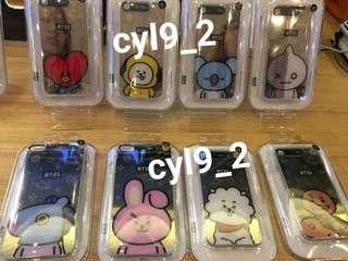 [CLOSED] BT21 BTS lighting phone case