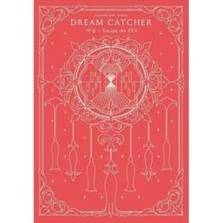 <<代購>>Dream Catcher - Nightmare-Escape The Era (Inside/Outside Ver.)