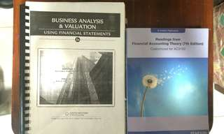 NBS Yr3 AC3103 Business Valuation and Analysis
