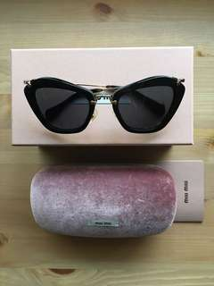 Authentic MiuMiu Sunglasses