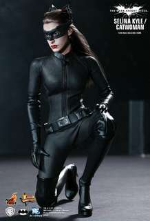 全新 Hottoys batman catwoman
