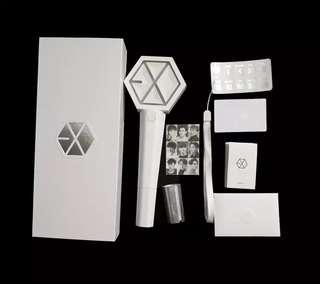 EXO 3rd gen lightstick