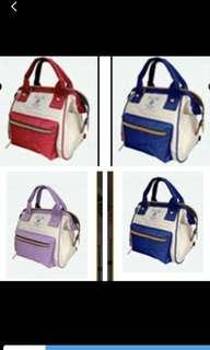 3 Ways small Lady Bag