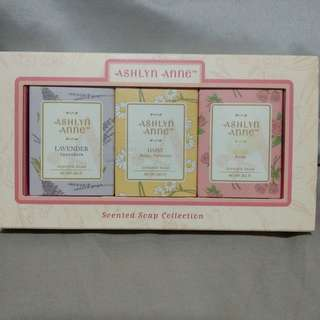 Ashley Anne Scented Soap Collection
