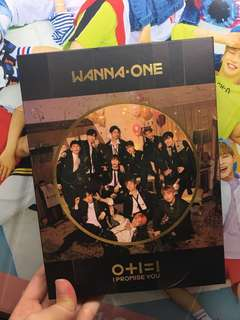 WANNAONE I PROMISE YOU Night ver淨專