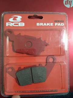 Racing boy brake pad Y15ZR