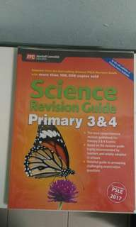 Science p3/4 revision guide