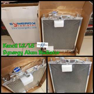 Kancil L2/L5 Synergy 2layer Fully Alum Radiator