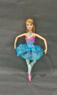 Ballerina Giselle Doll - Barbie in the Pink Shoe