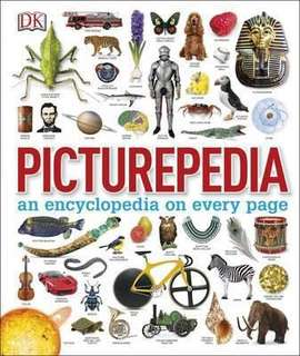 BNIP Picturepedia DK Publishing