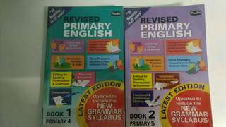 Primary English 4 and 5