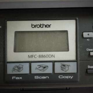 Brother Printer MFC-8860Dn