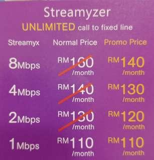 Streamix wifi