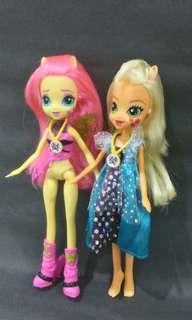 MLP Doll set (2 dolls)