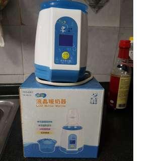 IQ LCD Baby Bottle Warmer
