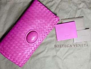 Bottega Veneta Foldover Clutch