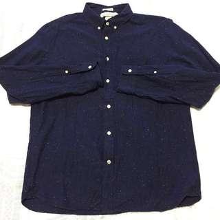 L.O.G.G. Casual Smart Shirting Men Size L