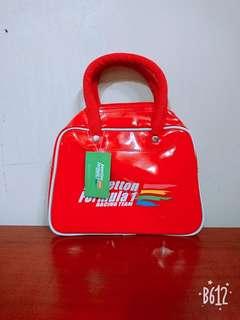 🚚 時尚紅手提包