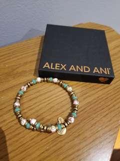 Alex and Ani Vintage 66 bangle