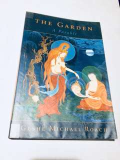 The Garden: A Parable by Michael Roach 美國印刷 printed in the USA
