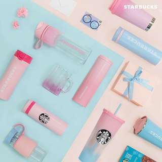 Starbucks Korea New Summer Series 2018