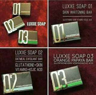 Luxxe Soaps SALE!
