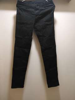黑色女裝褲