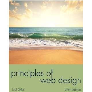 Principles of Web Design 6th Edition