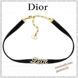 Dior Choker Necklace - Rare