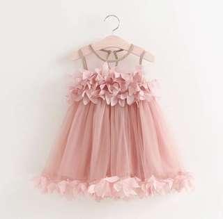Flower Girl Baby Dress