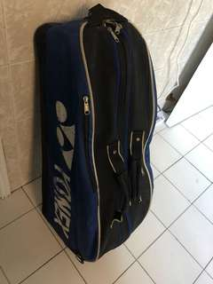Yonex badminton carry bag