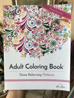 New Adult Coloring Book