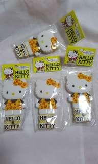Hello Kitty Four Packs Mini Mirror