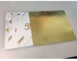 TVB 紀念郵票50週年(限量)