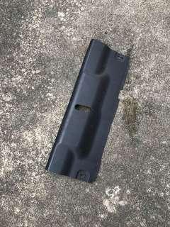 2006, 2007, 2008 Subaru Impreza sedan TS rear boot lock cover