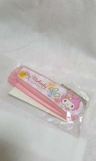 My Melody Folding Comb