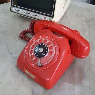 Vintage Rotary Dail Phone