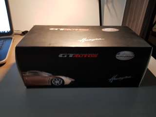 GT Autos - Pagani Huayra White