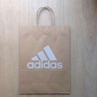 Paper bag Adidas