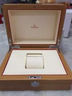 Omega luxury watches box